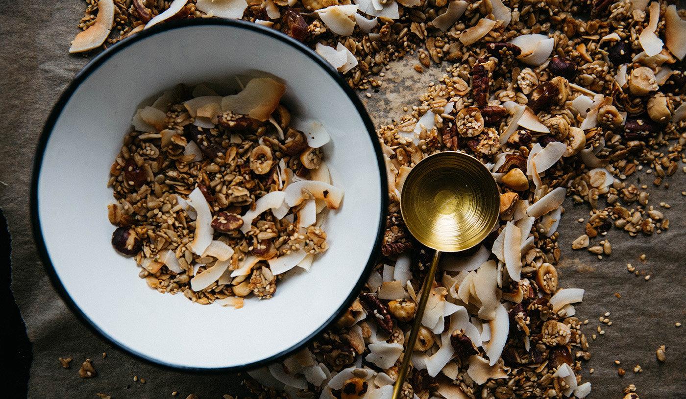 Domaća granola je zdravija